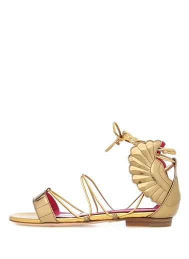 Oscar Sandalet Altın